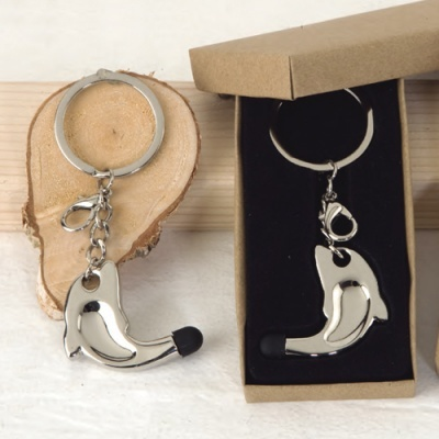 Porta chaves golfinho