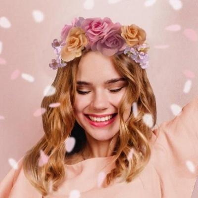"""Tiara Flores """"Blossom Girls"""""""