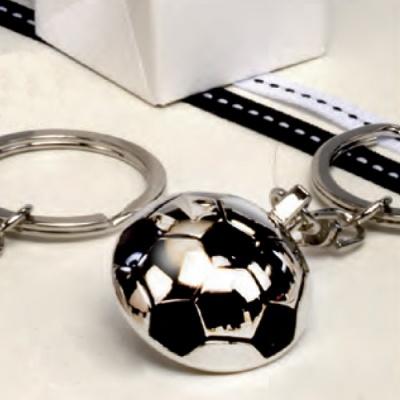 2 Porta chaves bola