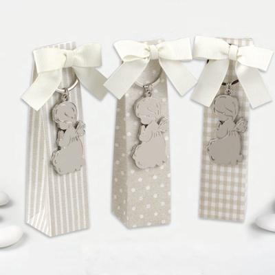 3 Porta chaves Anjo com chocolates