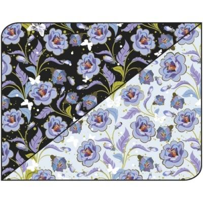 Pack 5 folhas Florais 10 50x70cm