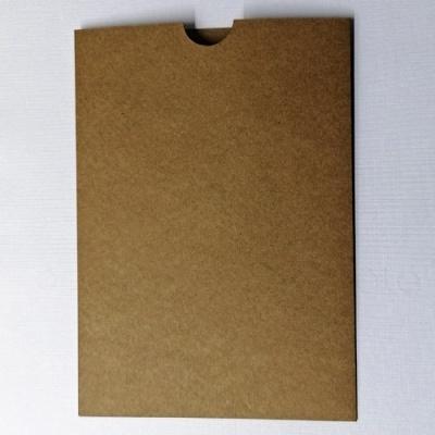 Pack 50 Envelopes Kraft C6 Luva
