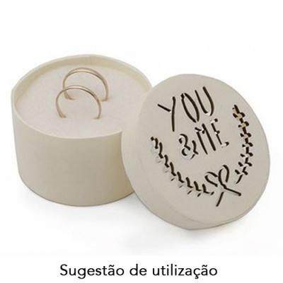 Caixa Redonda You&Me