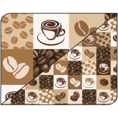 Pack 5 folhas Café 50x70cm