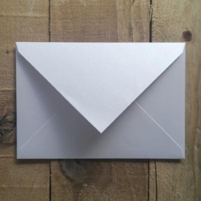 Pack 50 Envelopes Metallic  C6