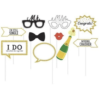 "Kit Photobooth ""Casamento Deluxe"""