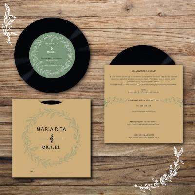 Convite Digital CD007