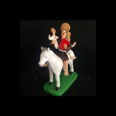 Santo António no cavalo