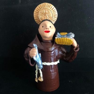 Santo António sermão aos peixes