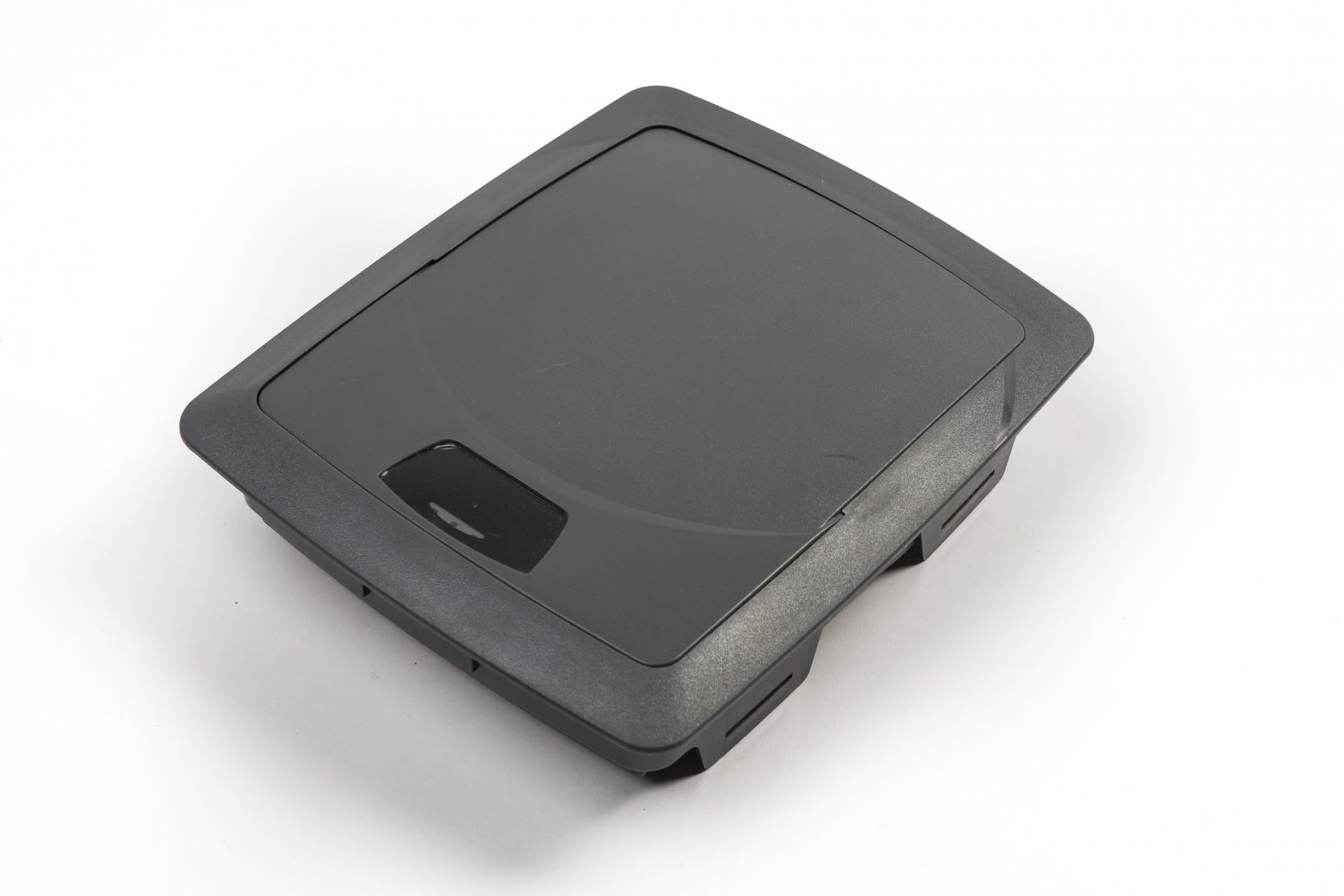 Desativador para etiquetas de alarme adesivas acústico magnéticas