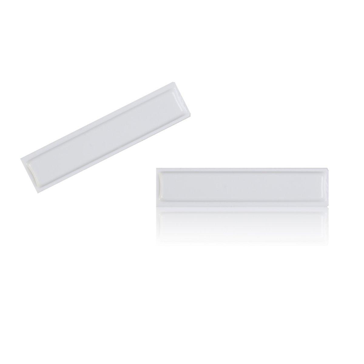 Alarme adesivo acústico magnético branco