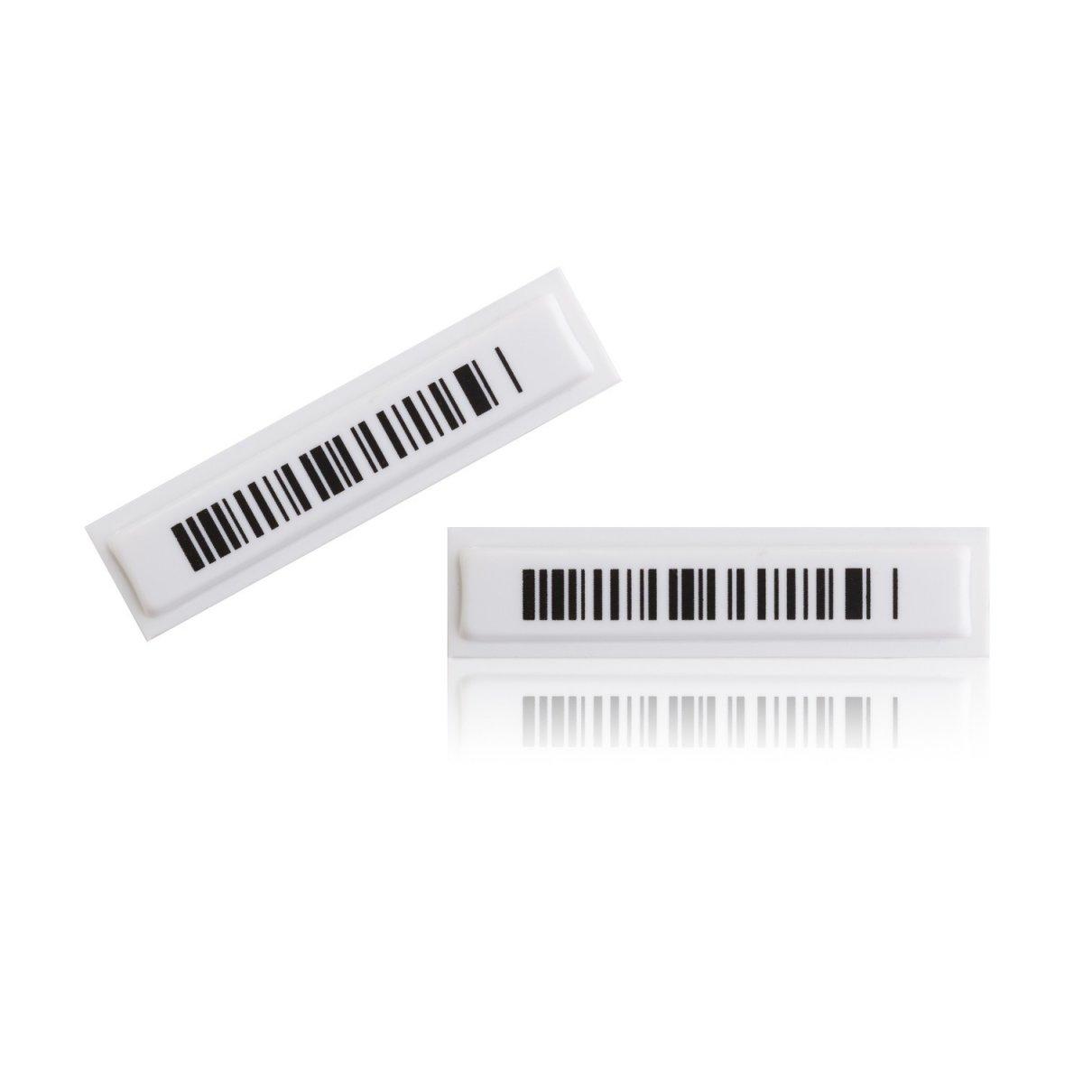 Alarme adesivo acústico magnético com código de barras