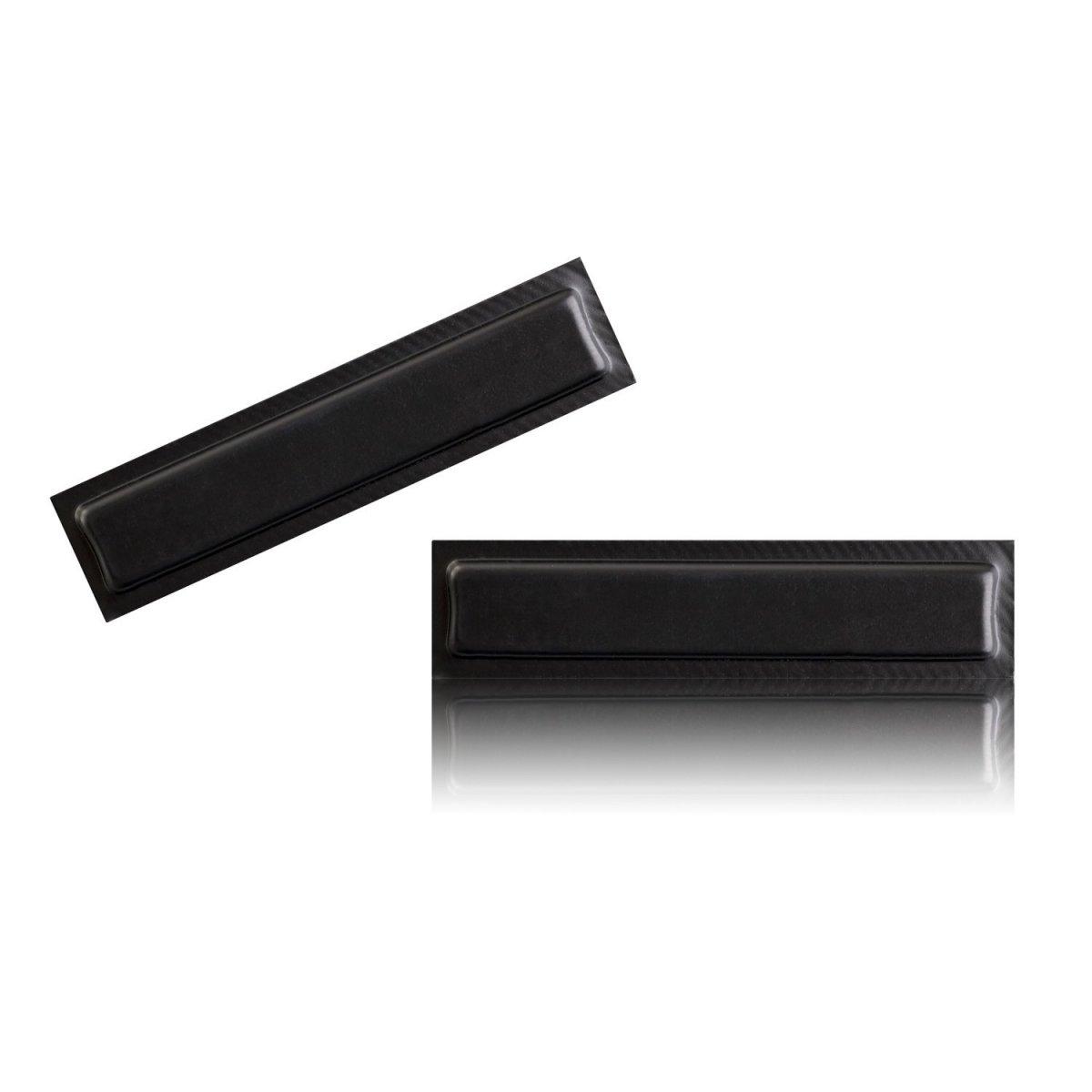 Alarme adesivo acústico magnético preto
