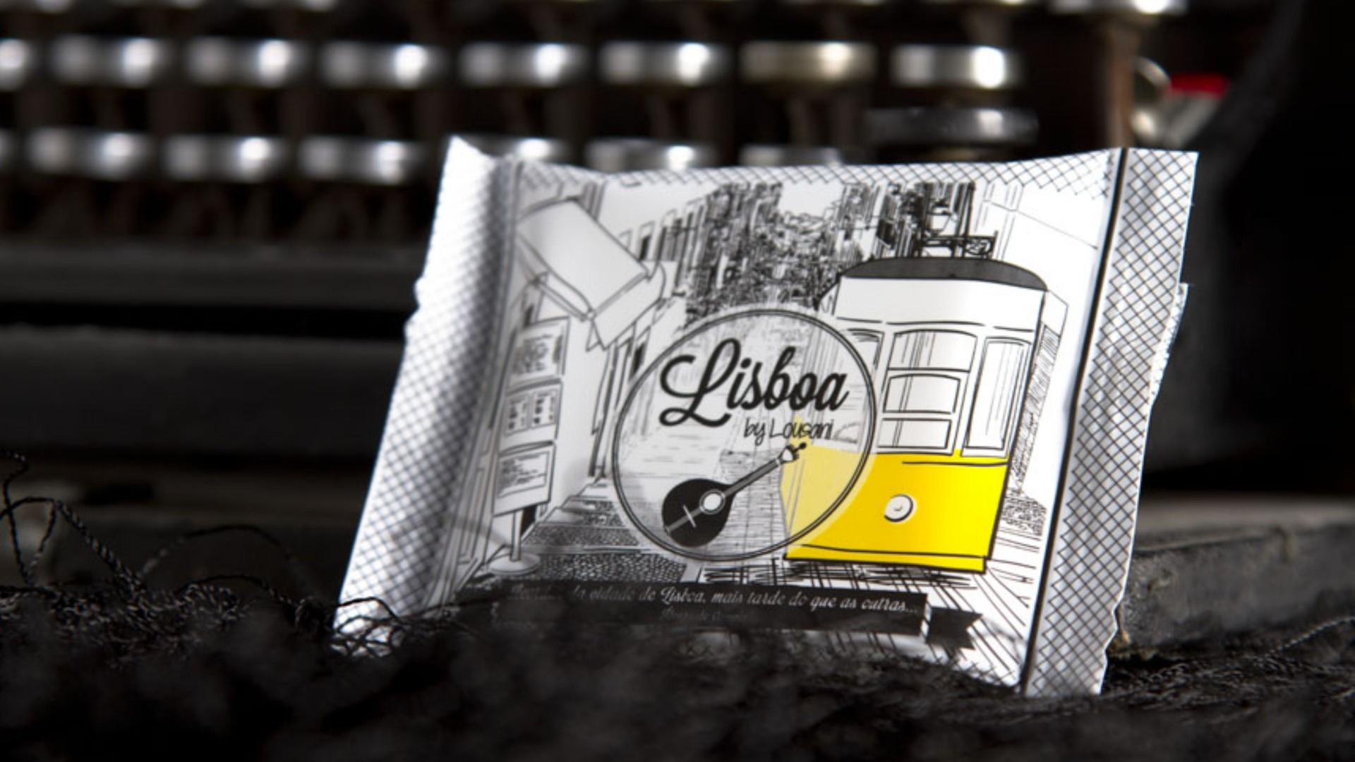 Sabonetes 20g (quadrados) - LISBOA