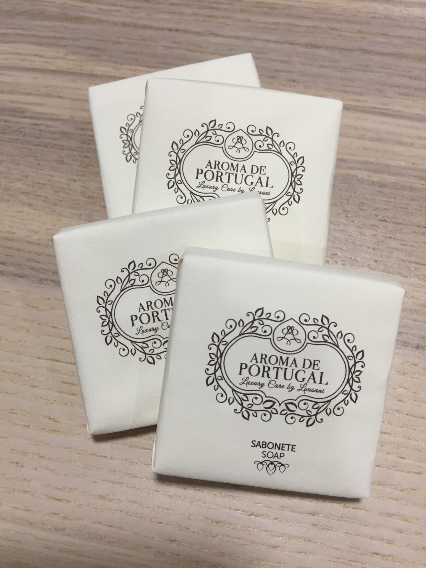 Sabonetes 20g (quadrados) - AROMA DE PORTUGAL