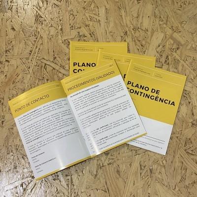 Plano de Contingencia (A5) - COVID19