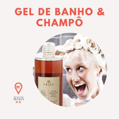 Gel de Banho & Champô