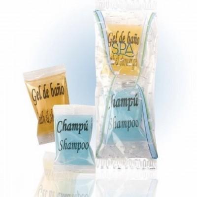 """Saquetas Gel & Champô """"A Loja do AL"""""""
