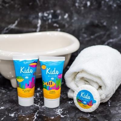 Kit Criança - com patinho de borracha