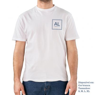 "T-shirt ""DEIXEM O AL EM PAZ"""