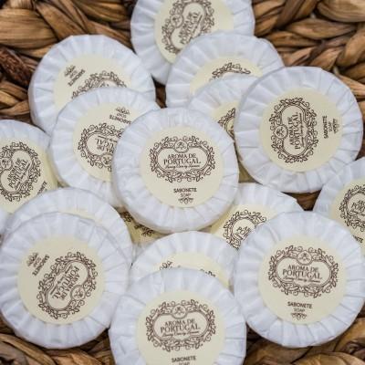 Sabonetes 20g (redondos) - AROMA DE PORTUGAL