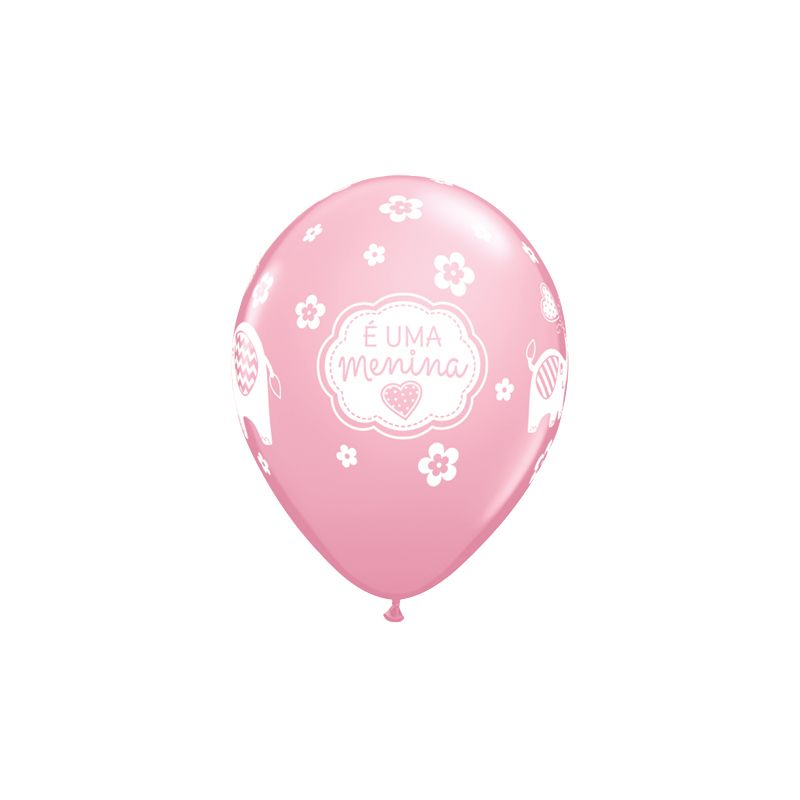 Balão é um menina