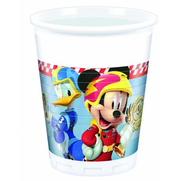 Copos Mickey piloto
