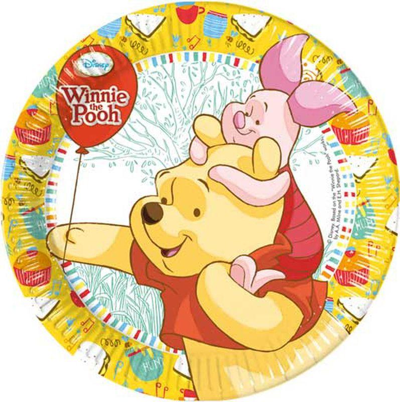Pratos 23cm Winnie