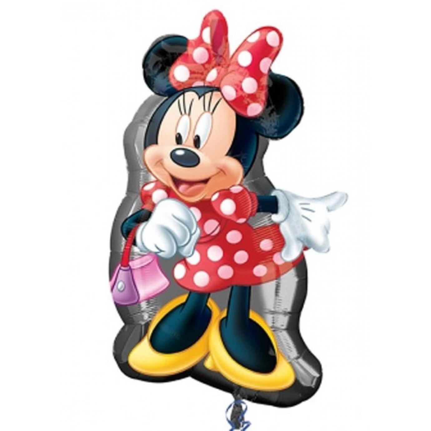 Balão super shape Minnie