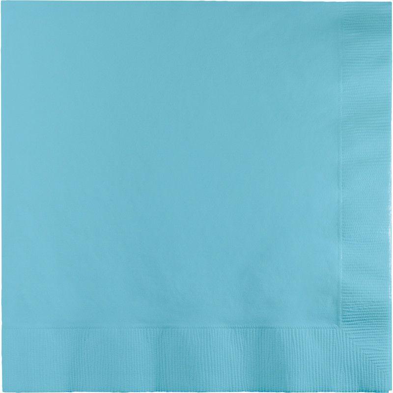 50 Guardanapos Azul bebé