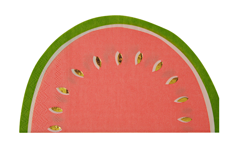 Guardanapos fruit watermelon L