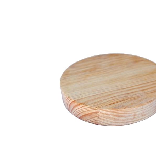 Base de madeira