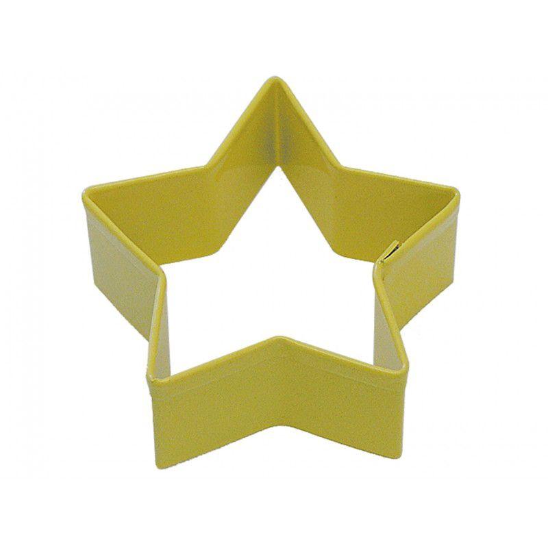 Cortador de bolachas estrela