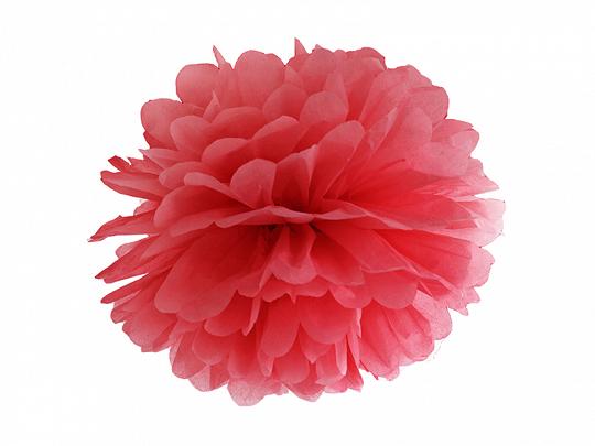 Pompom 40cm Vermelho