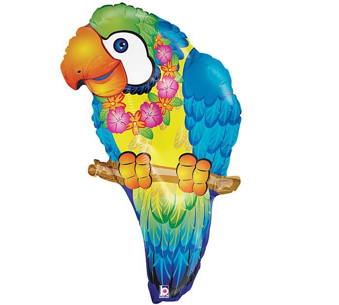balão Papagaio 74cm
