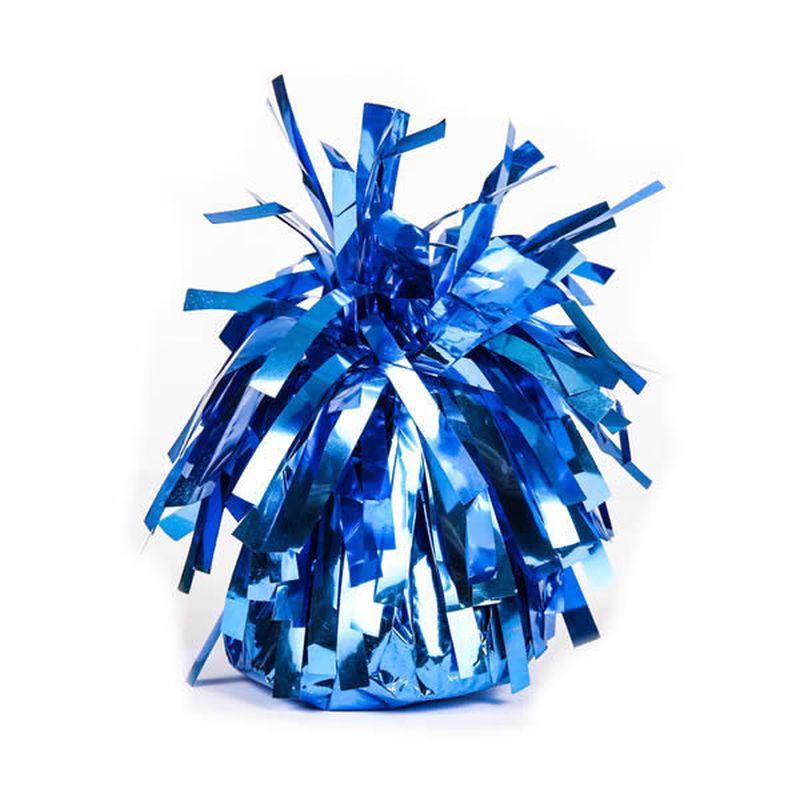 Peso para balões azul escuro