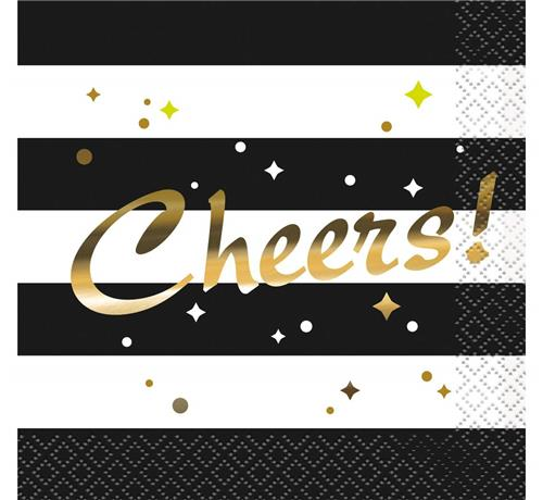 16 Guardanapos S Cheers !