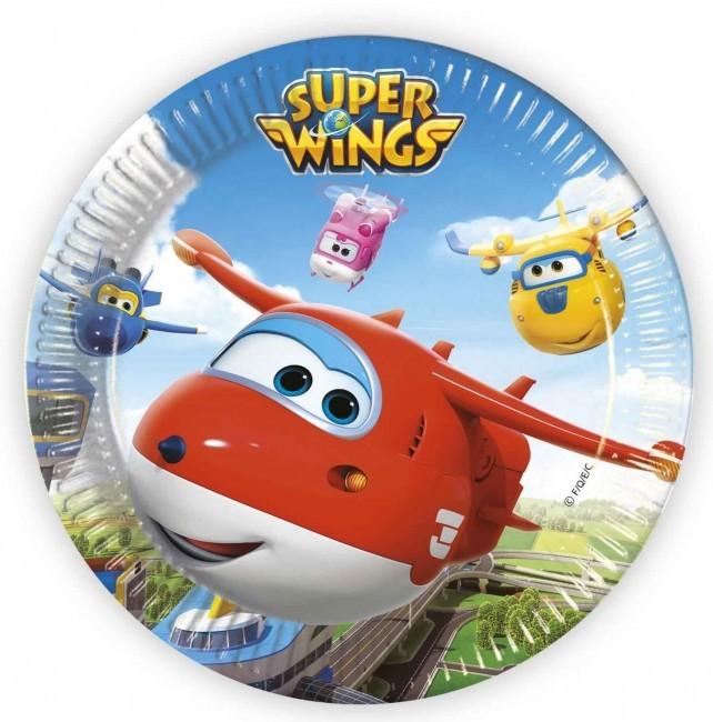 Pratos super wings