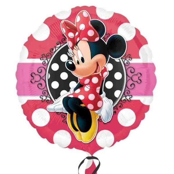 balão foil minnie