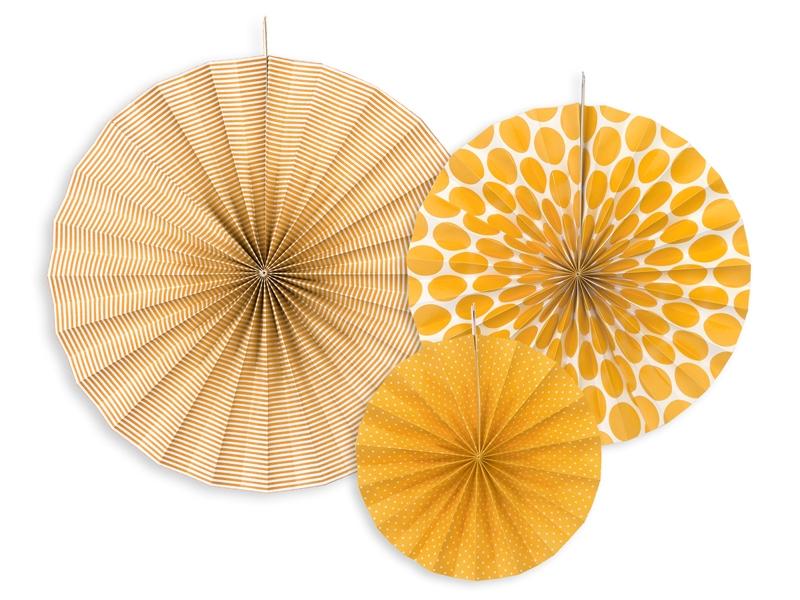 Rosetas mix laranja x3