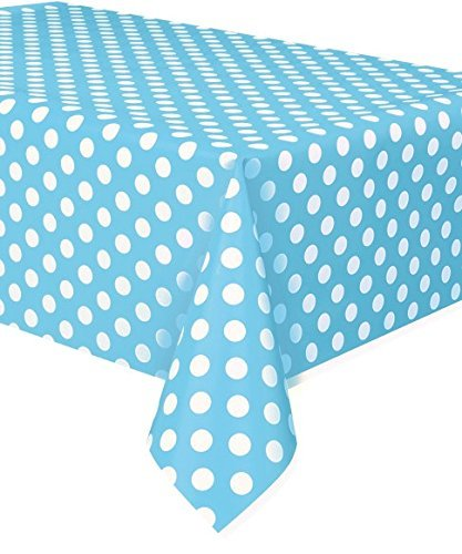 Toalha bolas azul bebe