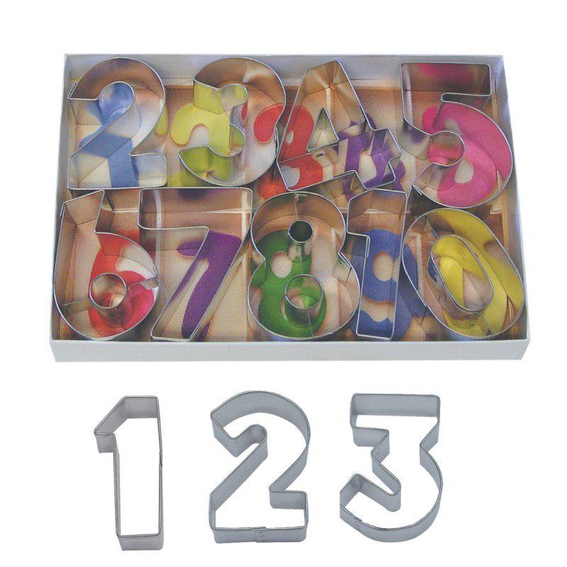 Set cortadores números