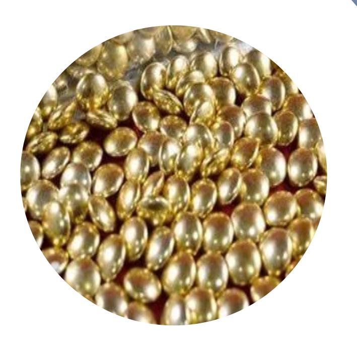 Pintarolas ouro 100g