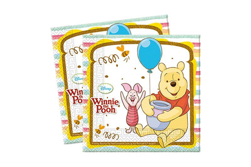 Guardanapos Winnie