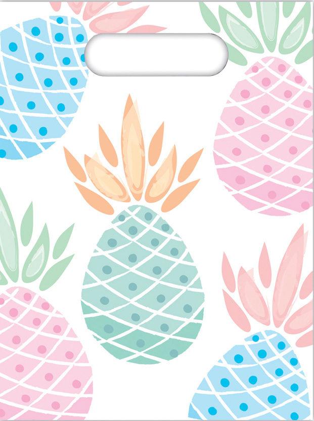 6 Sacos de oferta pineapples