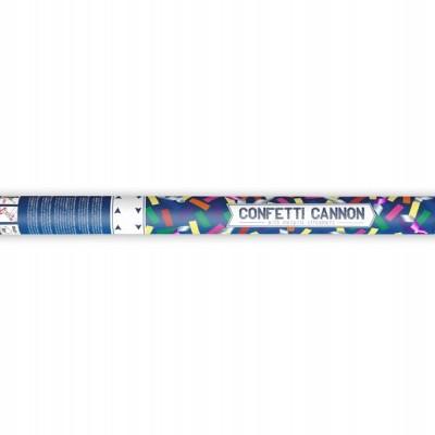 Tubo de confetti 60 cm