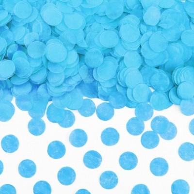 Confetti azul 15g