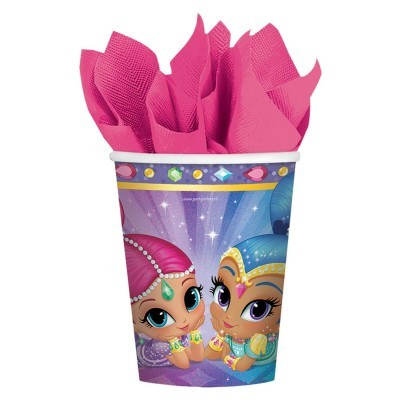 Copos shimmer and shine
