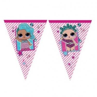 Grinalda triangular Lol