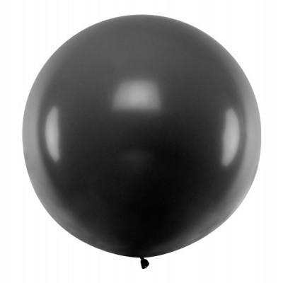 Balão latex 48cm  preto
